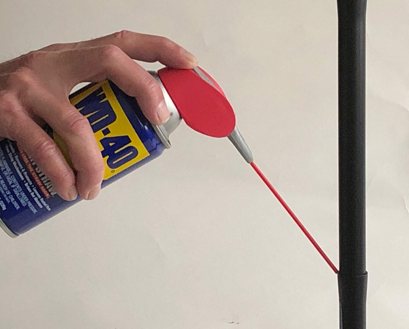 WD-40 WADING AND WALKING